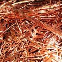 Copper melting scrap