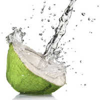 Tender coconut water