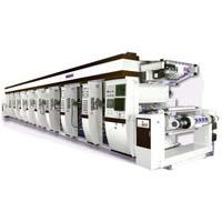 Polyester printing machine