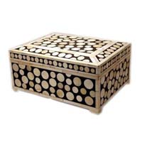 Camel bone boxes