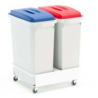 Refuse containers