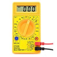 Dc voltage tester