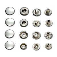 Rivet buttons