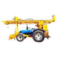 Tractor Mounted Hydraulic Rig