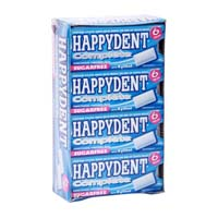Happydent Chewing Gum