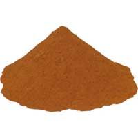 Copper dust