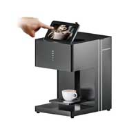 Coffee printing machine
