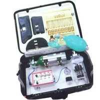 Emergency Oxygen Resuscitation Kit