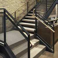 Steel guard rails