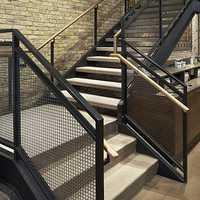 Steel guard rails