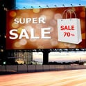 Outdoor Holding Advertising