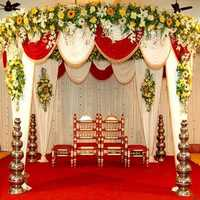 Cloth Mandap