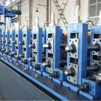 Steel tube making machine
