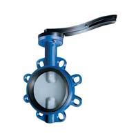 Pp butterfly valve