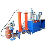 Aerosol filling plant