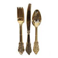 Porcelain cutlery