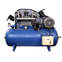 Diaphragm compressors