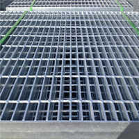 Welded grating