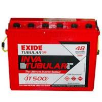 Exide tubular battery