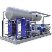 Ammonia chiller