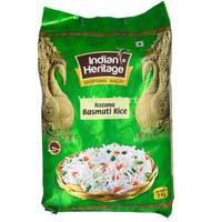 Heritage basmati rice