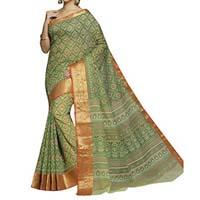 Gadwal cotton saree