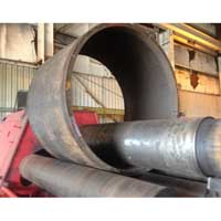 Plate forming services