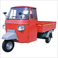 Three wheeler delivery van