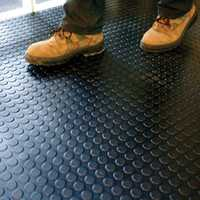 Commercial flooring solution