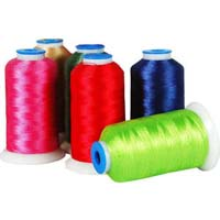 Trilobal Polyester Thread