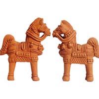 Terracotta artifacts