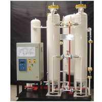 Oxygen filling plant