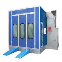 Spray Paint Booths