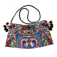 Ethnic embroidered bags