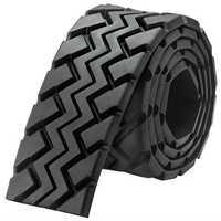 Precured tread rubber