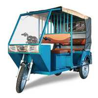 Solar Tricycle