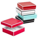 Paper jewelry boxes