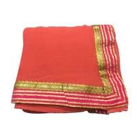 Gota work saree