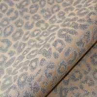Printed Flock Fabric