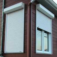 Pvc shutters