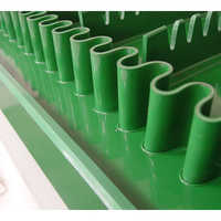 Pvc coated conveyor belts