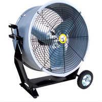 Direct drive fans