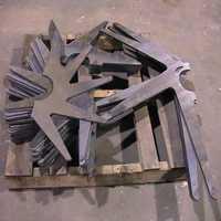 Mild steel cutting job work