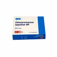 Chlorpromazine injection