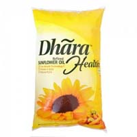 Dhara sunflower oil
