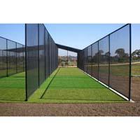 Cricket practice tunnel