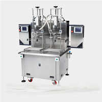 Lotion filling machine
