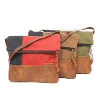 Rivet leather bag