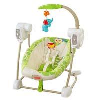 Automatic baby cradle