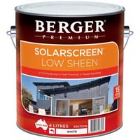 Berger interior paint